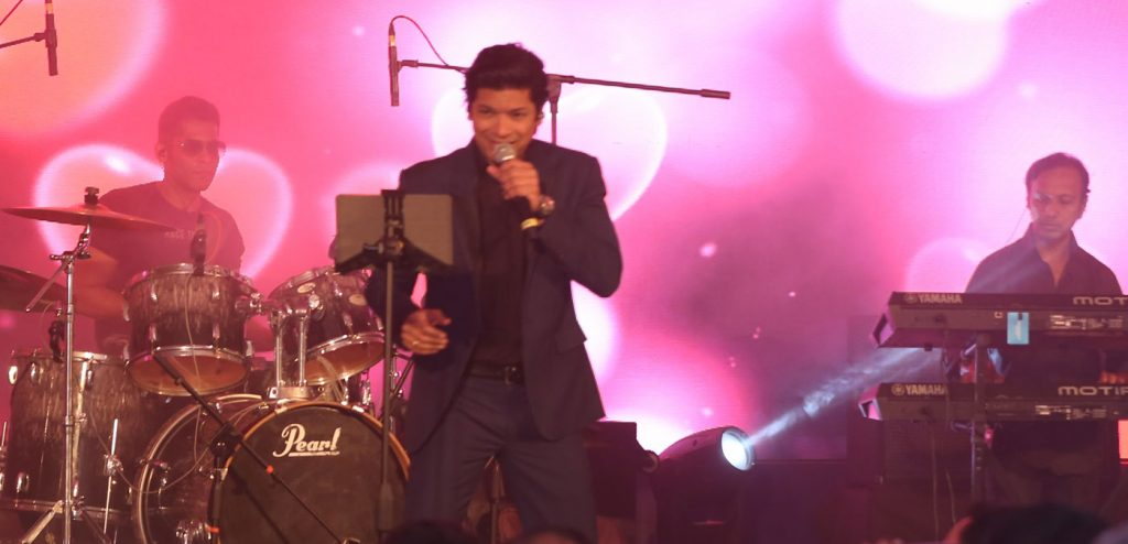 Citigold Client Evening with Shaan – Bengaluru