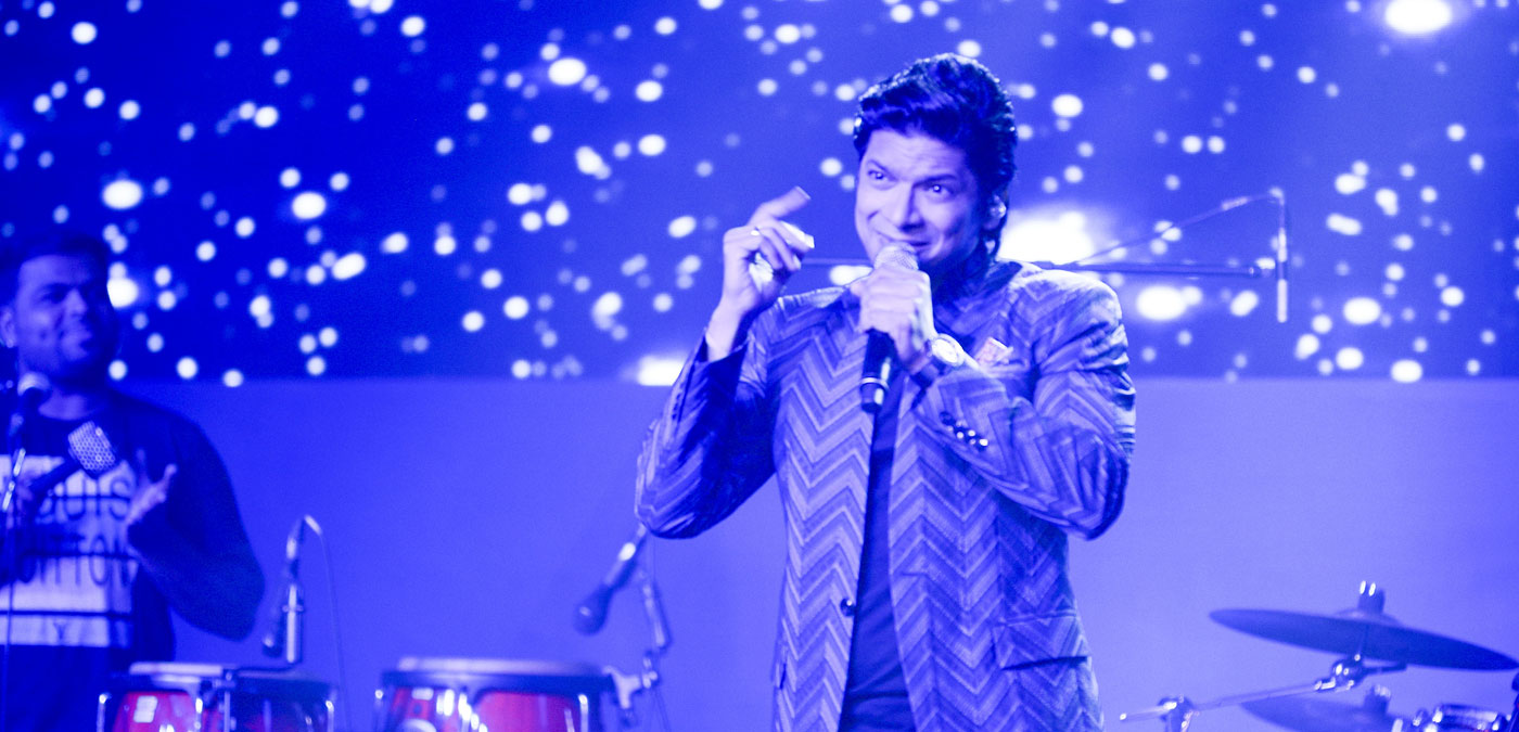 Citigold Client Evening with Shaan – Mumbai