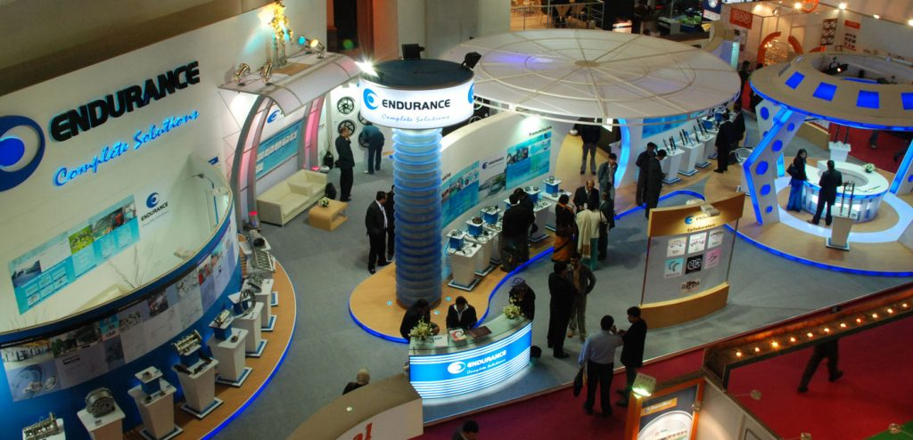 Showcase of Endurance Technologies at Auto Expo