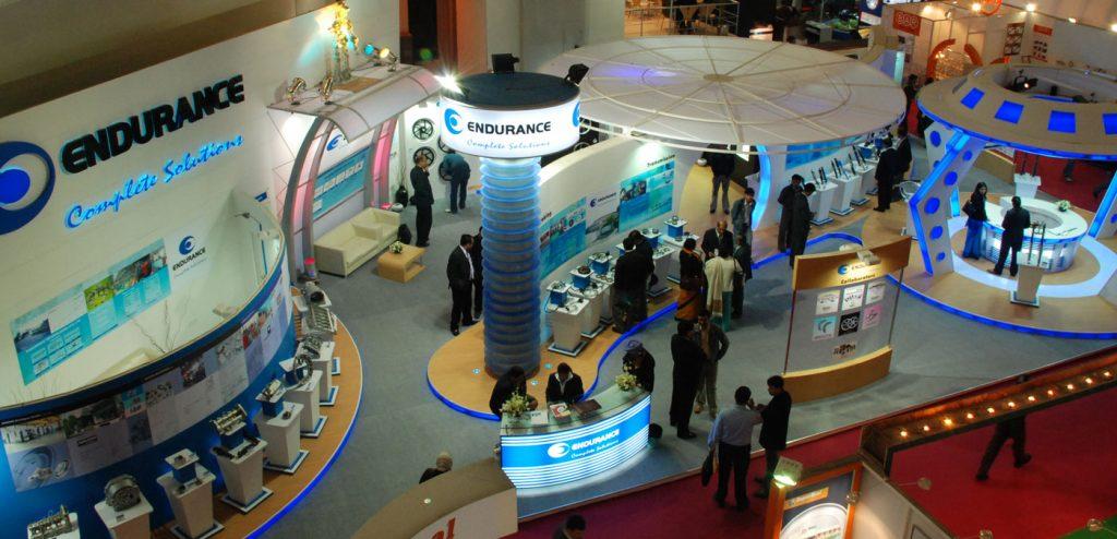 Showcase of Endurance Technologies at Auto Expo