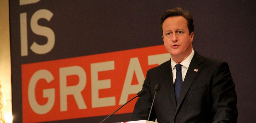 British Prime Minister Visit to India